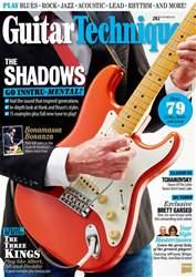 Guitar Techniques issue October 2016