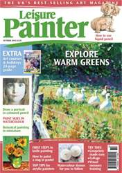 Leisure Painter issue October 2016