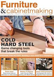 Furniture & Cabinetmaking issue October 2016