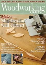 Woodworking Crafts Magazine issue Autumn 2016