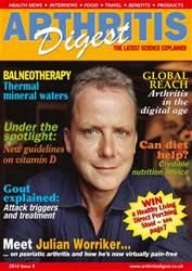 Arthritis Digest Issue 5 2016 issue Arthritis Digest Issue 5 2016