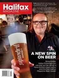 Halifax Magazine issue Sept 2016