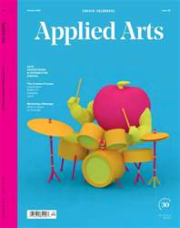 Applied Arts issue September/October 2016 - Advertising and Interactive Annual