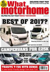What Motorhome issue October 2016