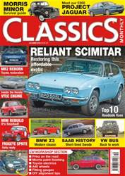 Classics Monthly issue No. 247 Reliant Scimitar