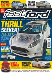 Fast Ford issue No. 375 Thrill Seeker!