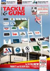 Tackle & Guns issue September 2016