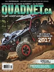 Quadnet issue Oct Nov 2016