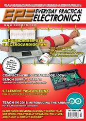 Everyday Practical Electronics Magazine Cover