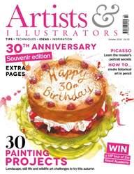 Artist & Illustrators issue October 2016