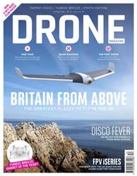 Drone Magazine issue Drone Magazine Issue 12