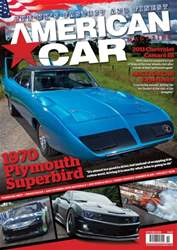 American Car Magazine issue October 2016