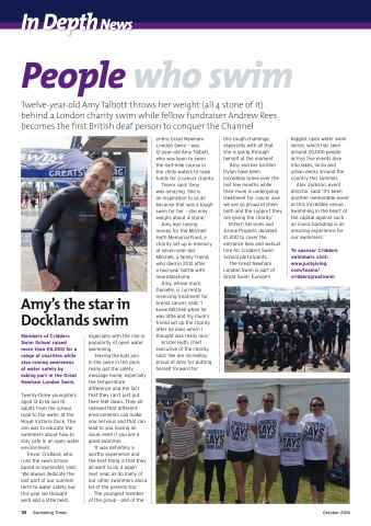 Swimming Times Preview 20