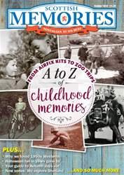 Scottish Memories issue October 2016