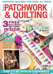 Patchwork and Quilting issue October 2016