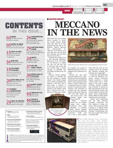 Collectors Gazette Preview 3
