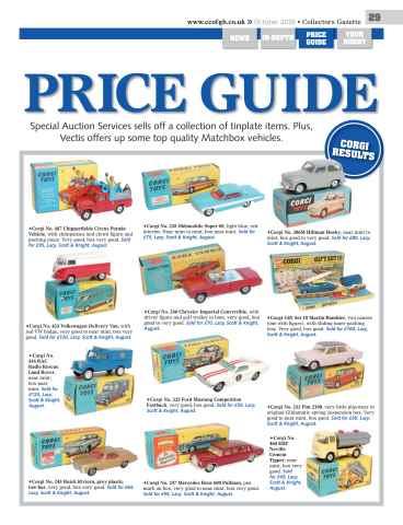 Collectors Gazette Preview 29