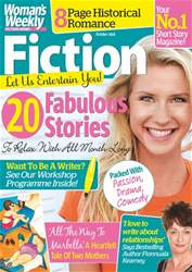 Womans Weekly Fiction Special issue October 2016