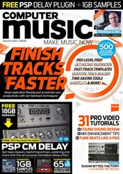 Computer Music issue Autumn 2016