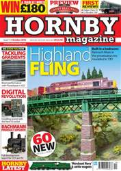 Hornby Magazine issue October 2016