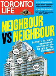 Toronto Life issue OCTOBER 2016