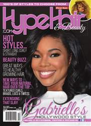 Hype Hair issue October 2016