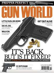 Gun World issue October 2016