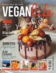 Vegan Life issue October 16