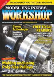Model Engineers' Workshop Magazine issue Autumn Special 16