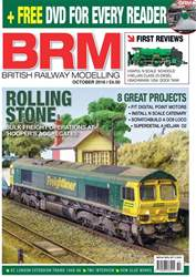 British Railway Modelling issue October 2016