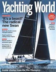 Yachting World issue October 2016