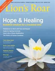 Shambhala Sun Magazine issue November 2016