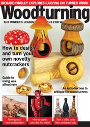 Woodturning issue October 2016
