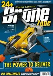 DroneZone 007 issue DroneZone 007