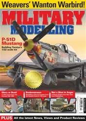 Military Modelling Magazine issue Vol. 46 No 10