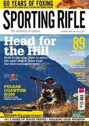 Sporting Rifle issue Sporting Rifle October 2016