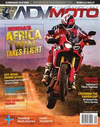 Adventure Motorcycle issue ADVMoto Sep/Oct 2016
