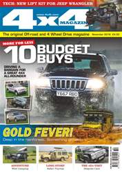 4x4 Magazine issue No. 393 - 10 Budget Buys