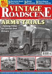 Vintage Roadscene issue No. 203 Army Trials