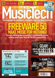 MusicTech issue Oct-16