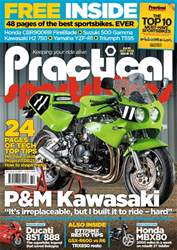 Practical Sportsbikes issue October 2016
