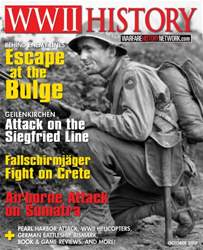 WW2 History Magazine issue October 2016