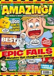 Amazing! Magazine issue Issue 24 - Epic Fails
