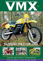 VMX Magazine issue VMX Issue 67