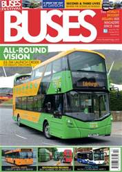 Buses Magazine issue October 2016