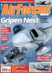 AirForces Monthly issue October 2016