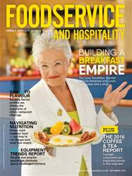 Foodservice and Hospitality issue September 2016