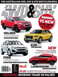 Australian 4WD and SUV Buyers Guide issue Australian 4WD and SUV Buyers Guide
