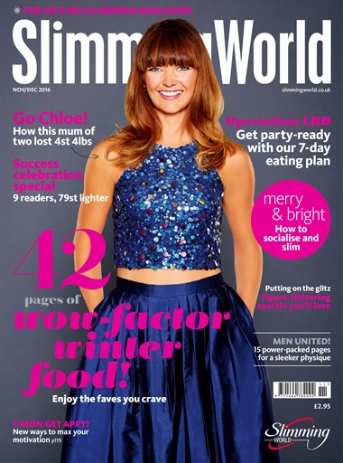 Slimming World Magazine Nov Dec 2016 Subscriptions