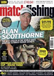 Match Fishing issue October 2016